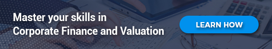 Corporate Finance Valuation