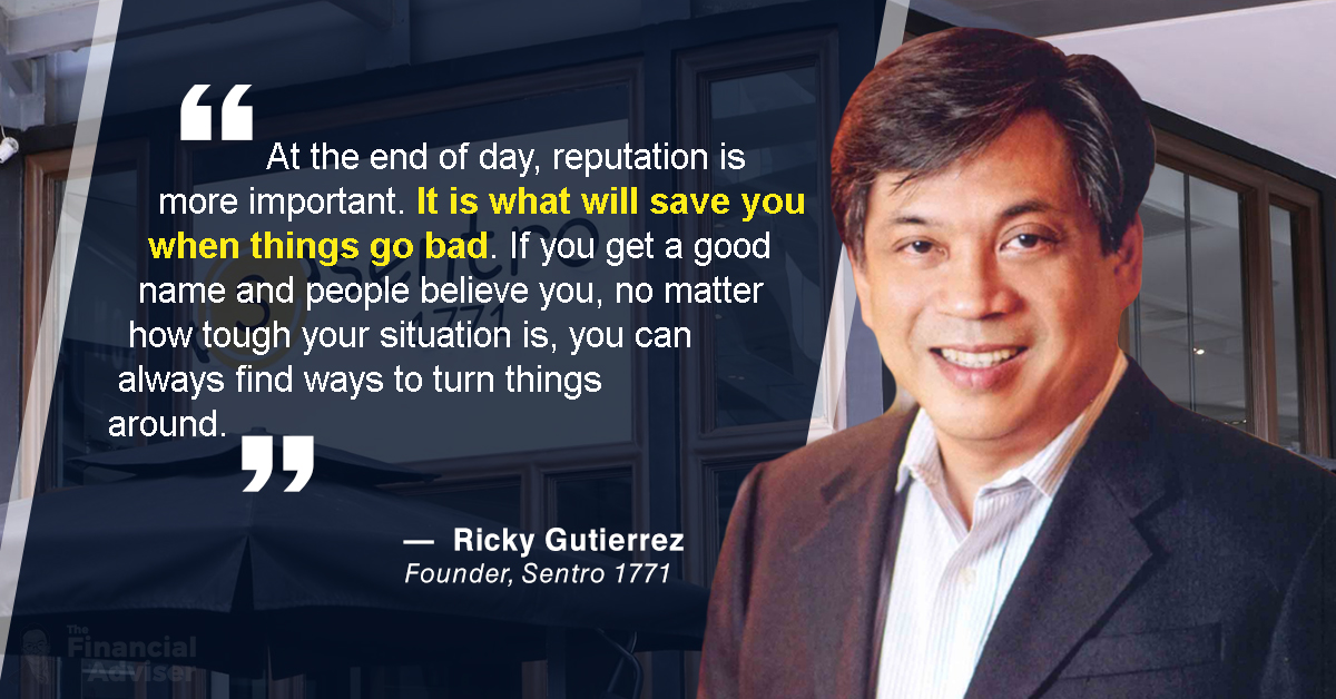 ricky gutierrez quote